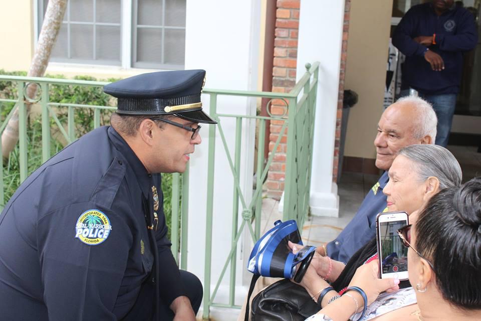 Bal Harbour Village Police Volunteers