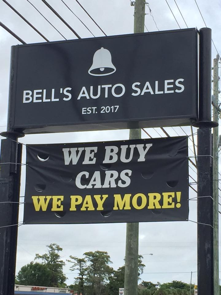 Bell's Auto Sales - West Palm Beach Accommodate