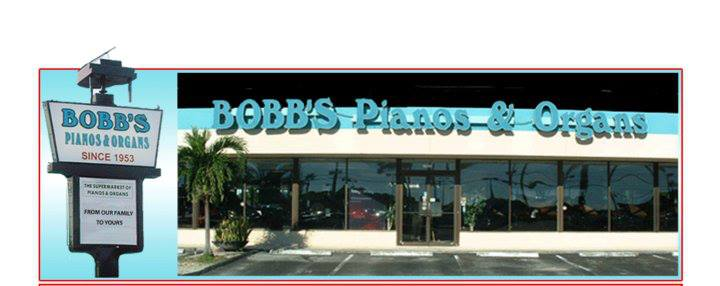 BOBB'S Pianos & Organs - West Palm Beach Informative