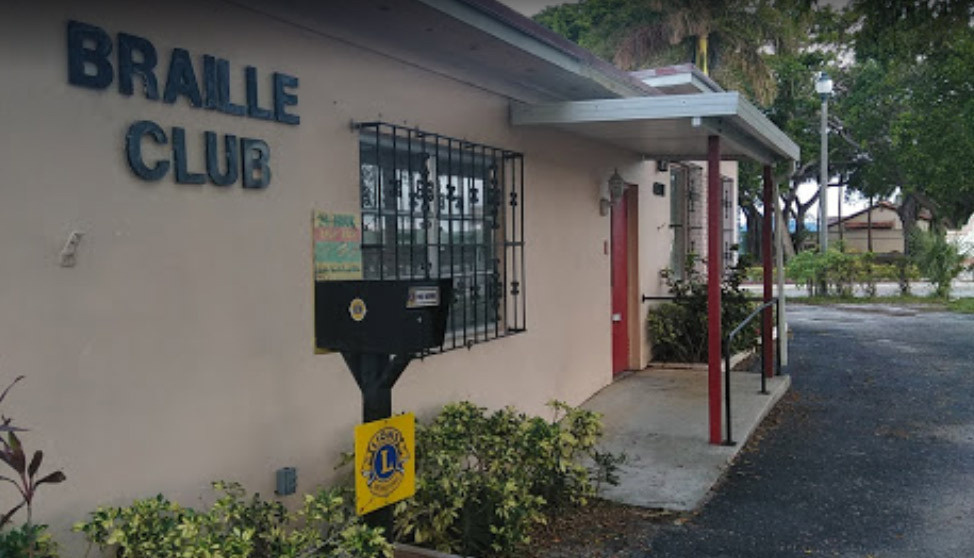 Braille Club of Palm Beach - West Palm Beach Establishment