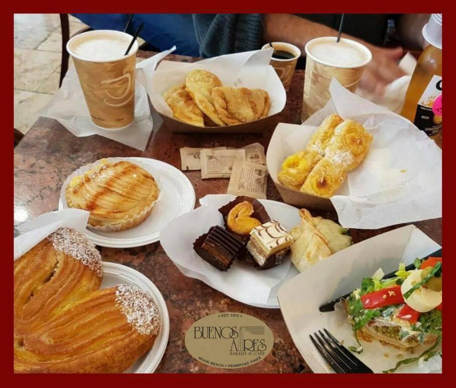 Buenos Aires Bakery & Cafe - Miami Beach Webpagedepot