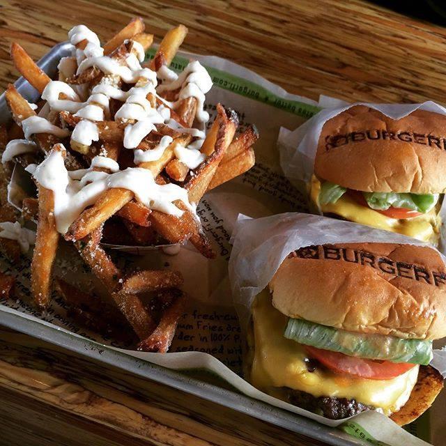 BurgerFi - Miami Beach Establishment