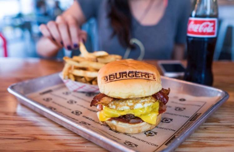 BurgerFi - Miami Beach Affordability