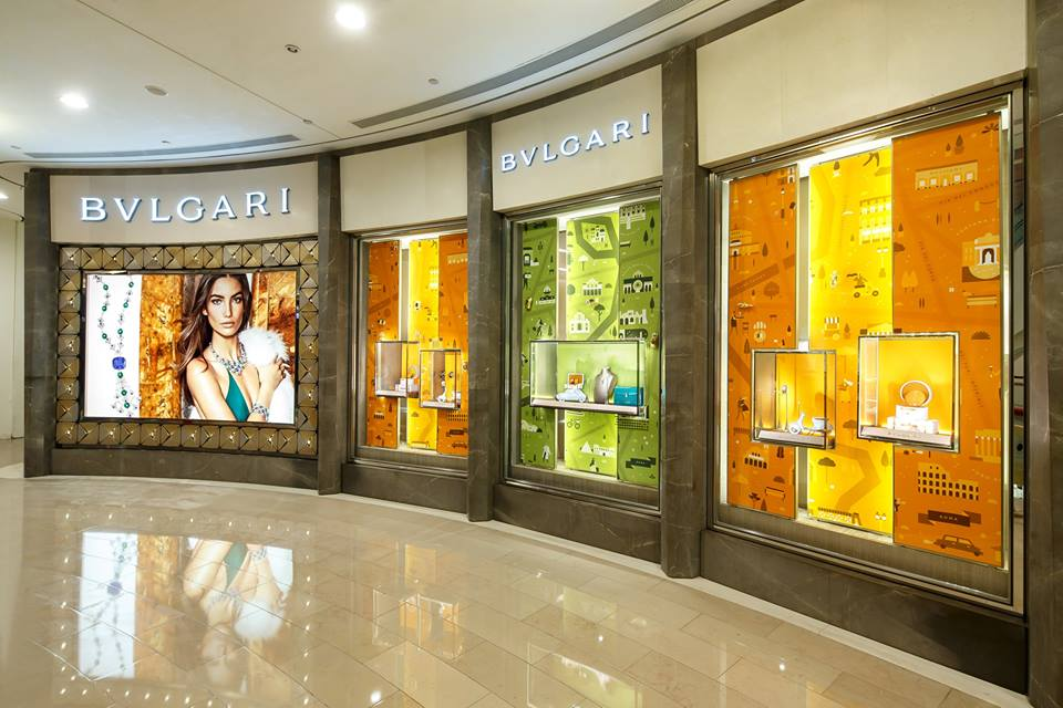 BVLGARI - Bal Harbour Accessories