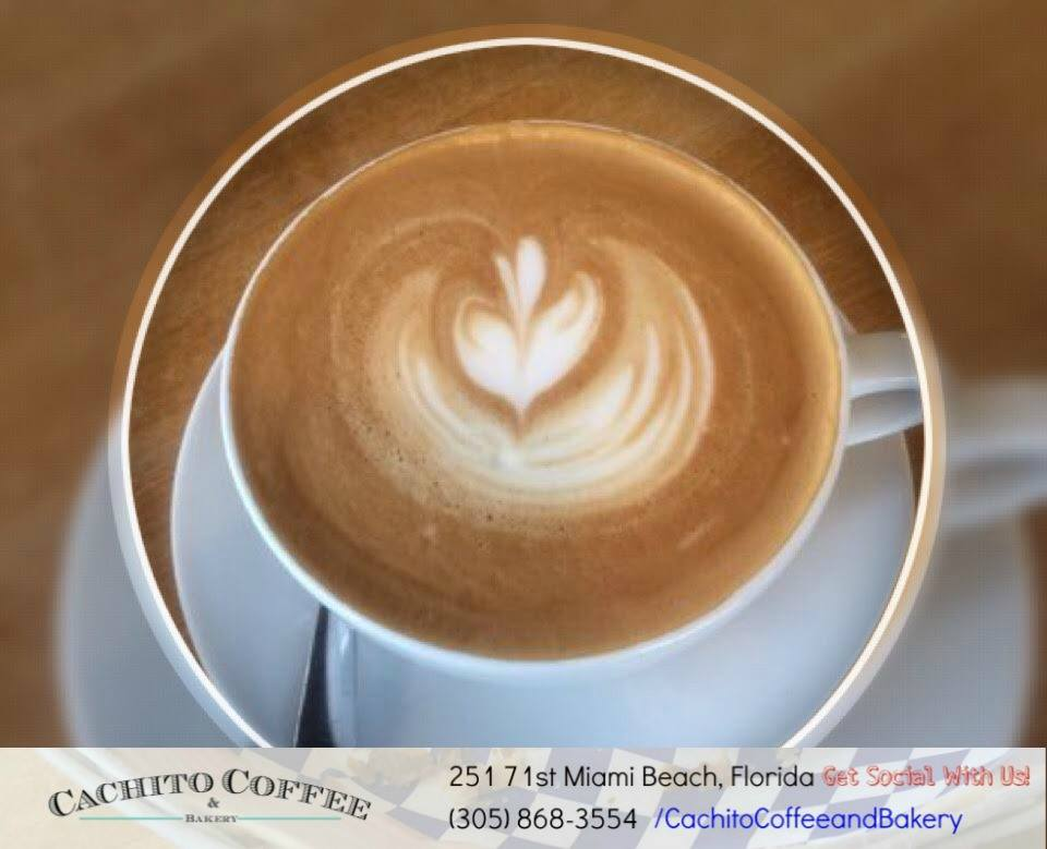 Cachito Coffee and Bakery - Miami Beach Entertainment