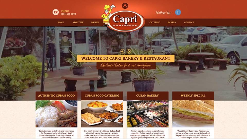 Capri Bakery & Restaurant - New York Affordability