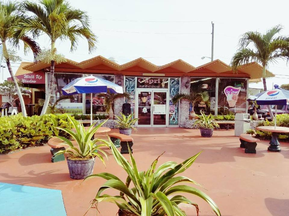 Capri Bakery & Restaurant - New York Establishment