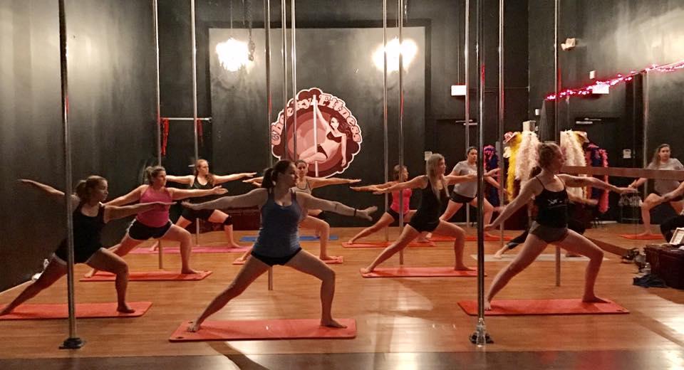 Cheeky Fitness Pole Dancing & Fitness Studio Information