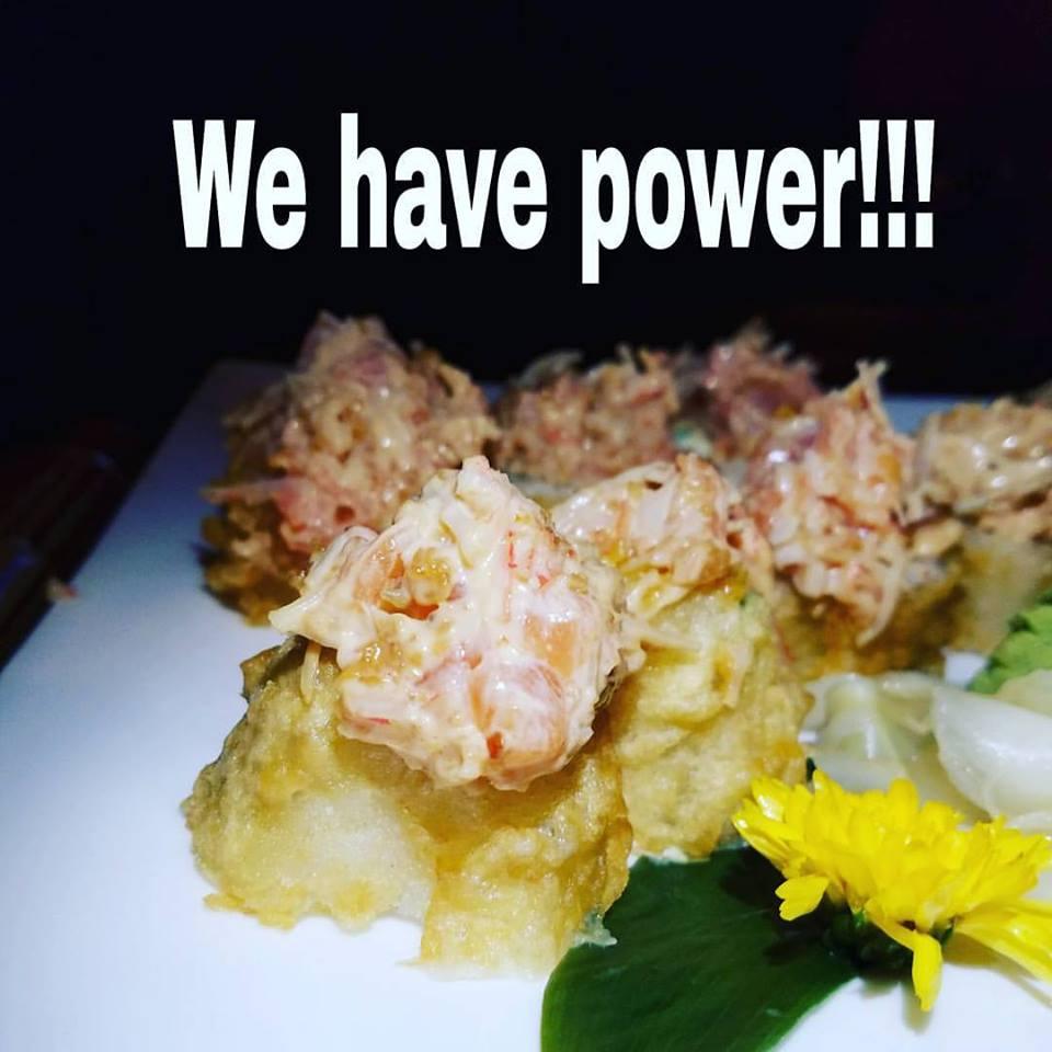 Chubby Salmon Hibachi and Sushi Bar - Jupiter Establishment
