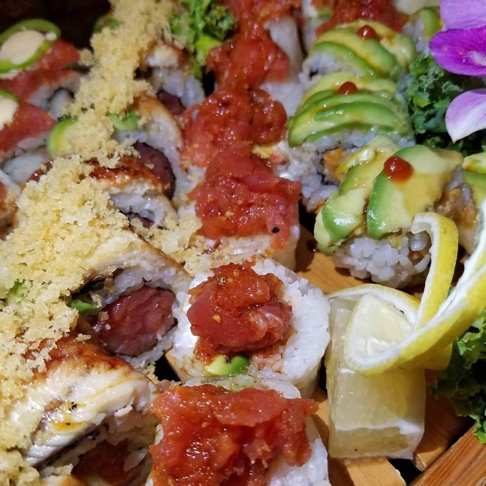 Chubby Salmon Hibachi and Sushi Bar - Jupiter Accessibility