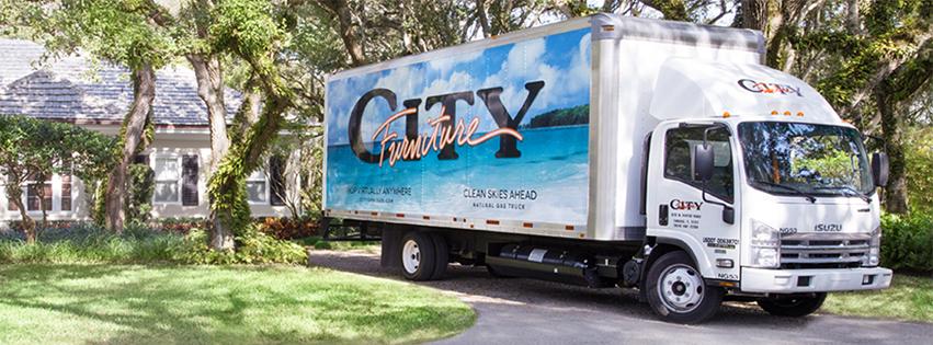 City Furniture - West Palm Beach Surroundings