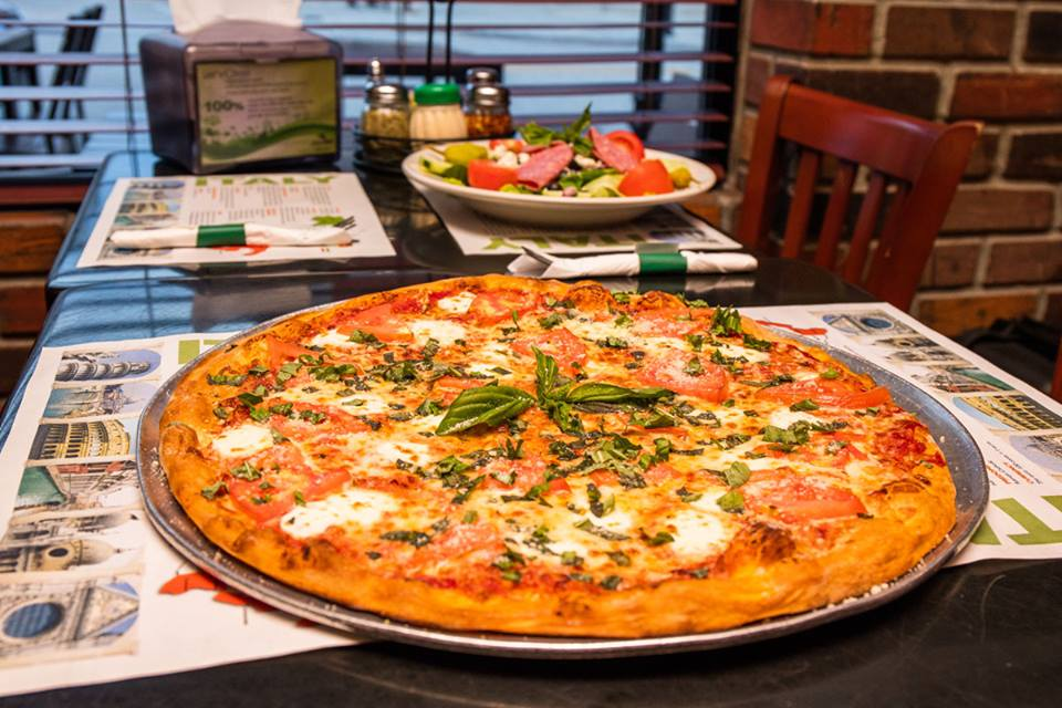 City Pizza Italian Cuisine Information