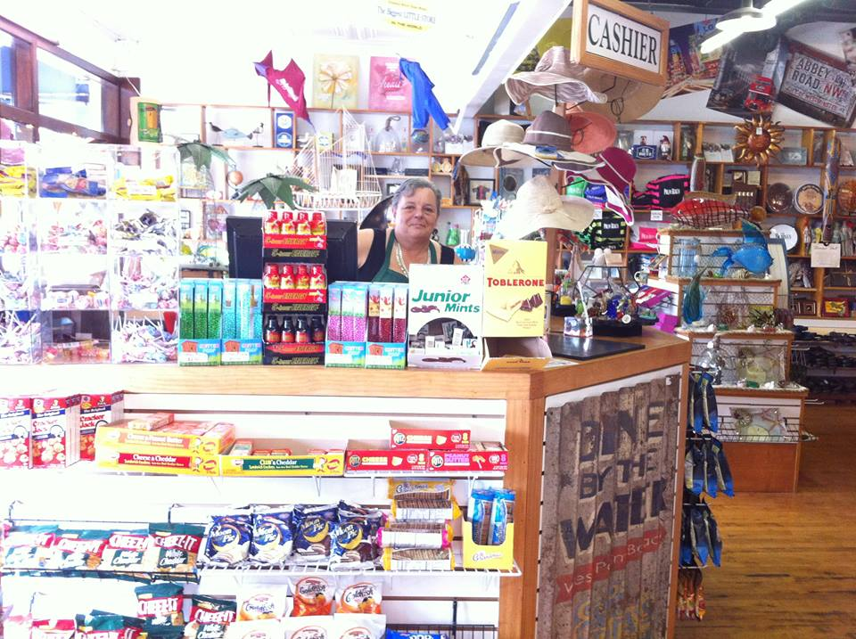 Clematis Street News Stand - West Palm Beach Convenience