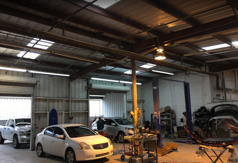 Collision Experts Comfortable