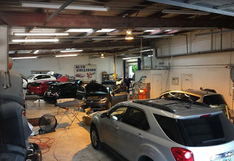 Collision Experts Webpagedepot
