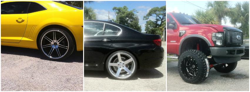 Custom Wheel Connection - West Palm Beach Affordability