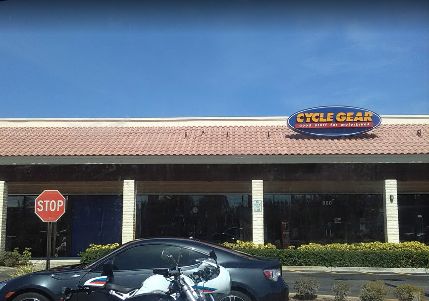 Cycle Gear - West Palm Beach Cleanliness