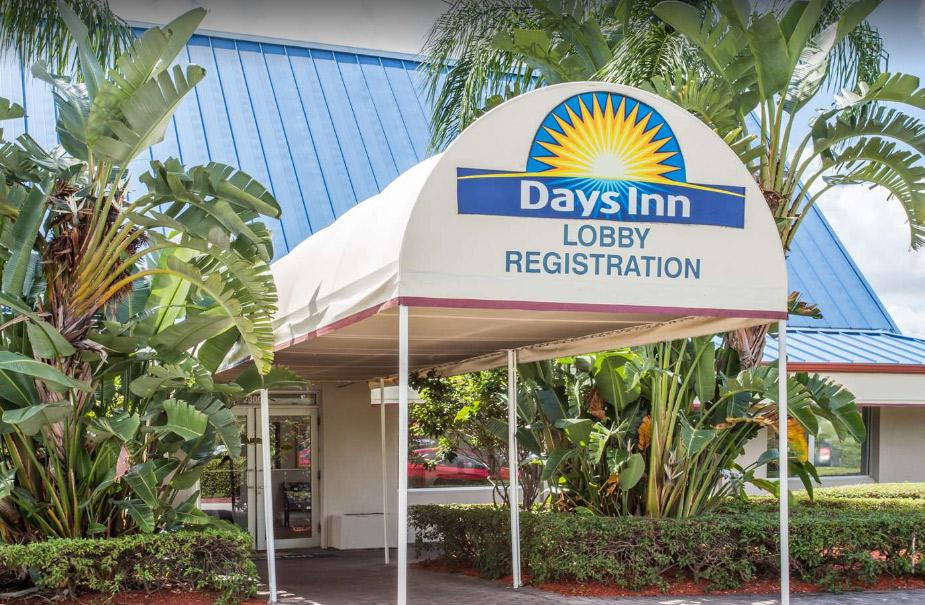 Days Inn West Palm Beach Webpagedepot