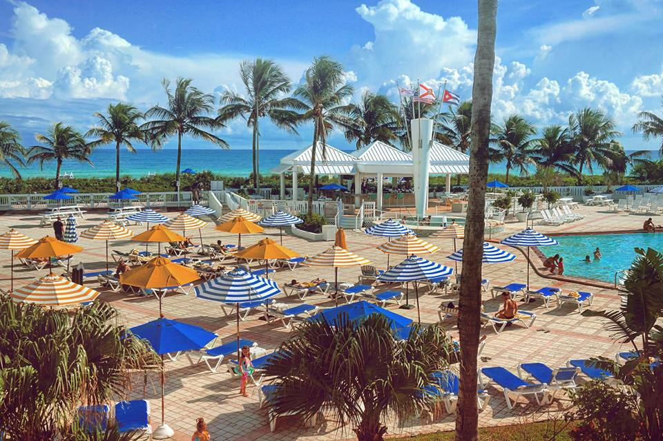 Deauville Beach Resort - Miami Beach Information