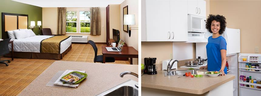 Extended Stay America Hotel Comfortable