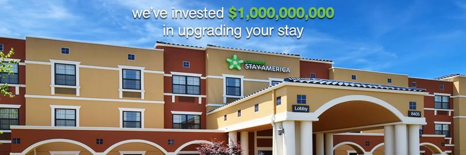 Extended Stay America Hotel Webpagedepot