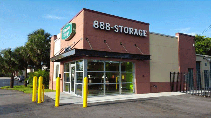 Extra Space Storage - West Palm Beach Establishment