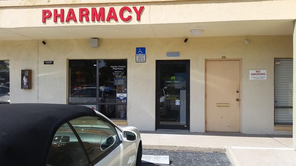 Family Choice Pharmacy - West Palm Beach Documentation