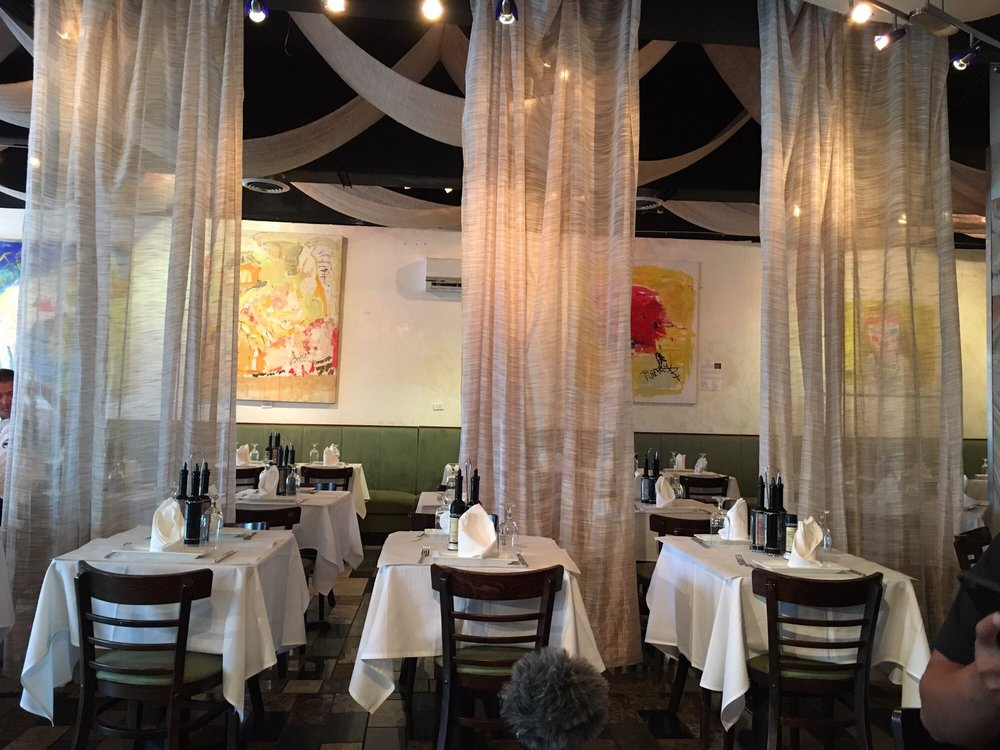 FiFi's Seafood Restaurant - Miami Beach Contemporary