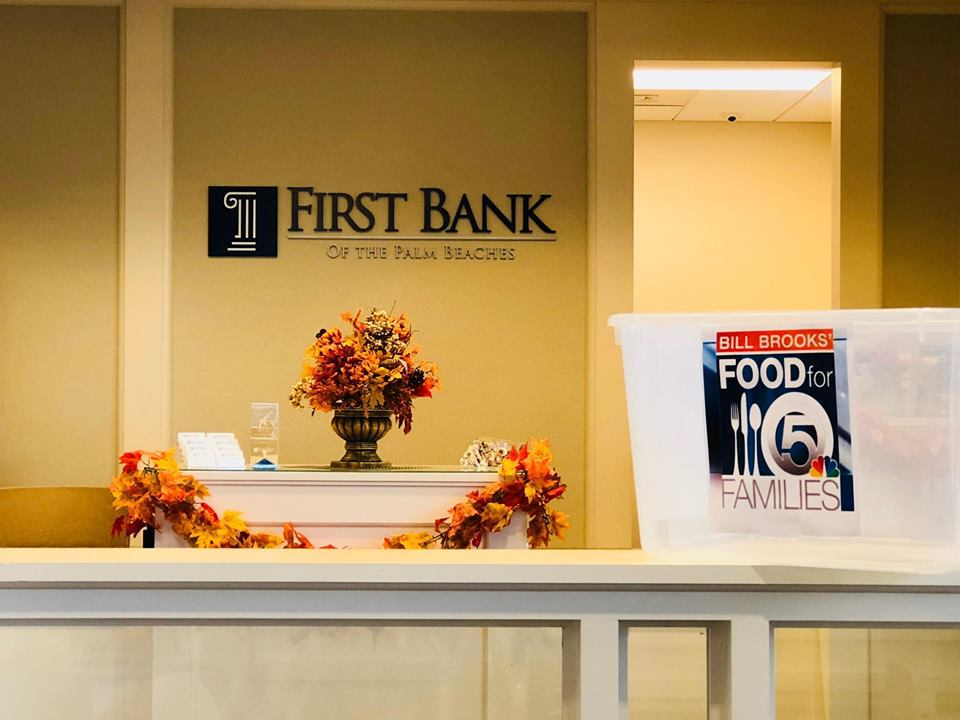 First Bank of the Palm Beaches - West Palm Beach Convenience