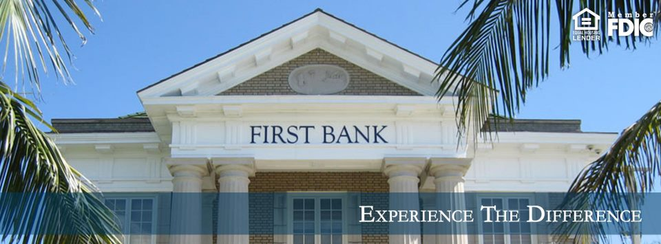 First Bank of the Palm Beaches - West Palm Beach Appointments