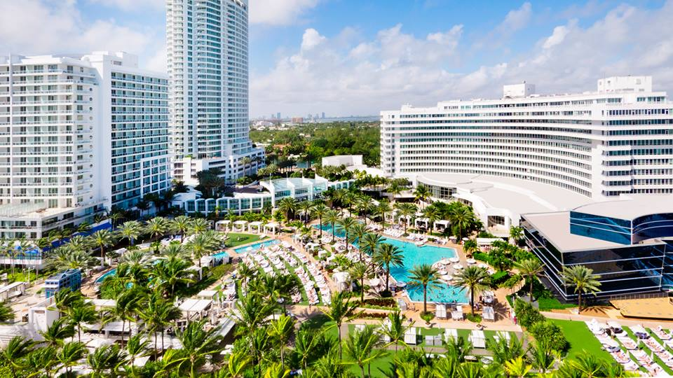 Fontainebleau Shops - Miami Beach Comfortably
