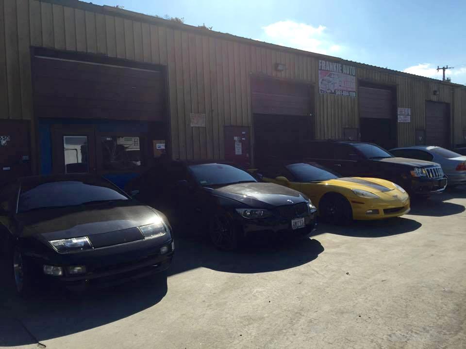 Frankie Auto Services & Repair - Dyer Establishment