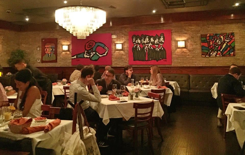 George's Restaurant & Lounge - West Palm Beach Flexibility