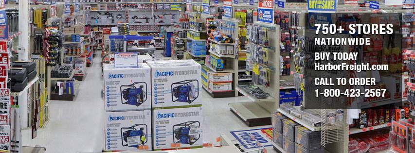 Harbor Freight Tools West Palm Beach Information