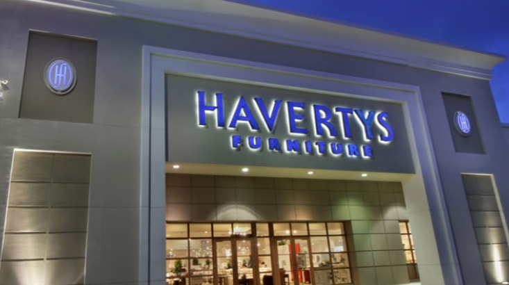 I went to Havertys at Towson Place, MD with my family for our new home purchase, chairs, bed, family dining table rug etc. I wanted to make payment by cheque because of the amount involved, the 1/5(30).