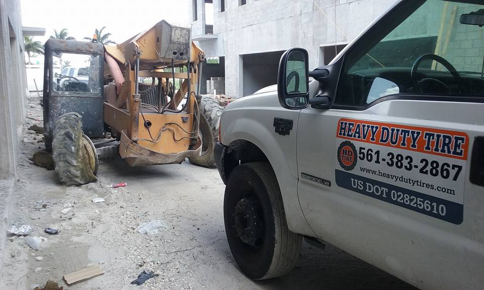 Heavy Duty Tire - West Palm Beach Surroundings