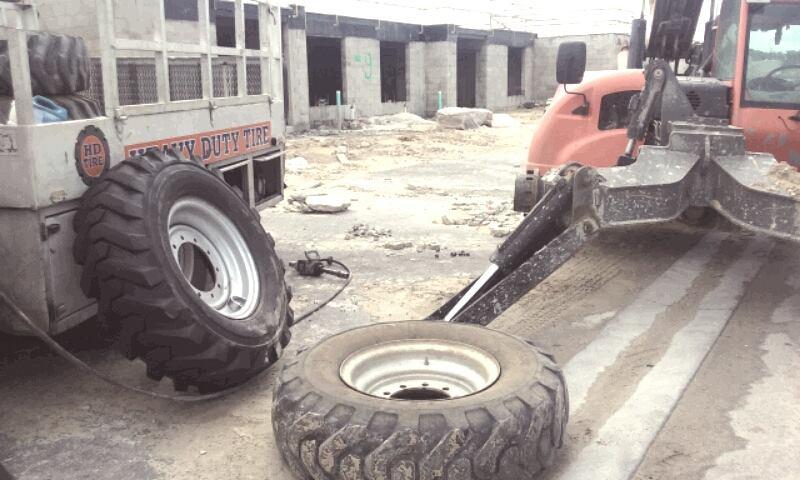 Heavy Duty Tire - West Palm Beach Webpagedepot