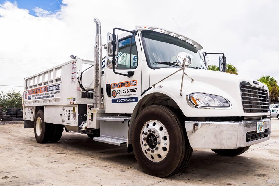 Heavy Duty Tire - West Palm Beach Establishment