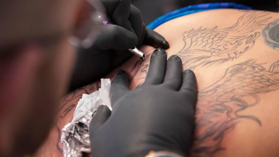 Hellcat Tattoo - West Palm Regulations