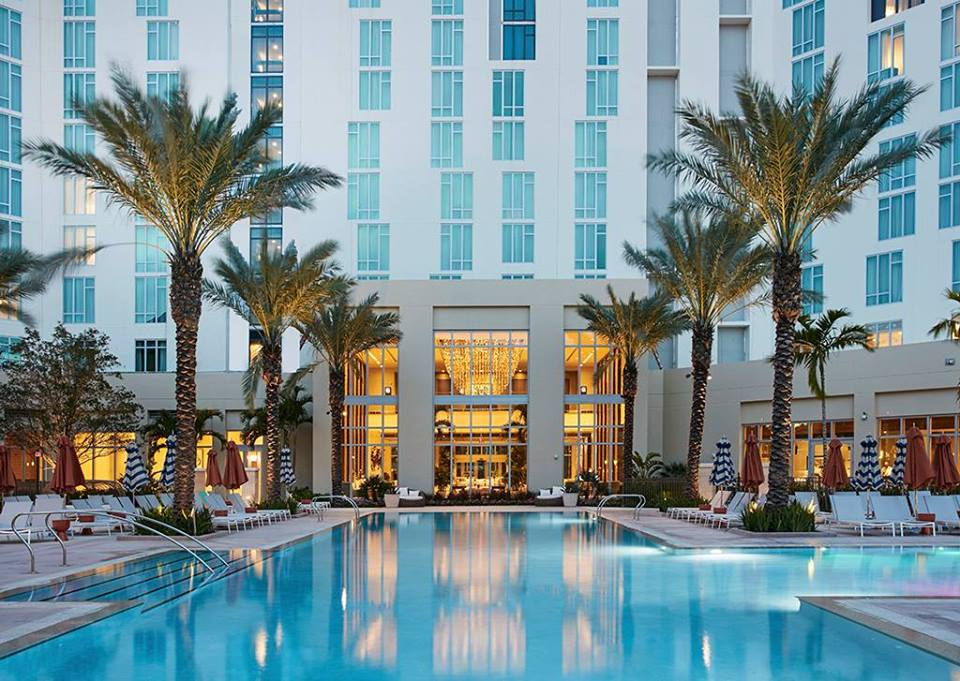 Hilton West Palm Beach - West Palm Beach Contemporary