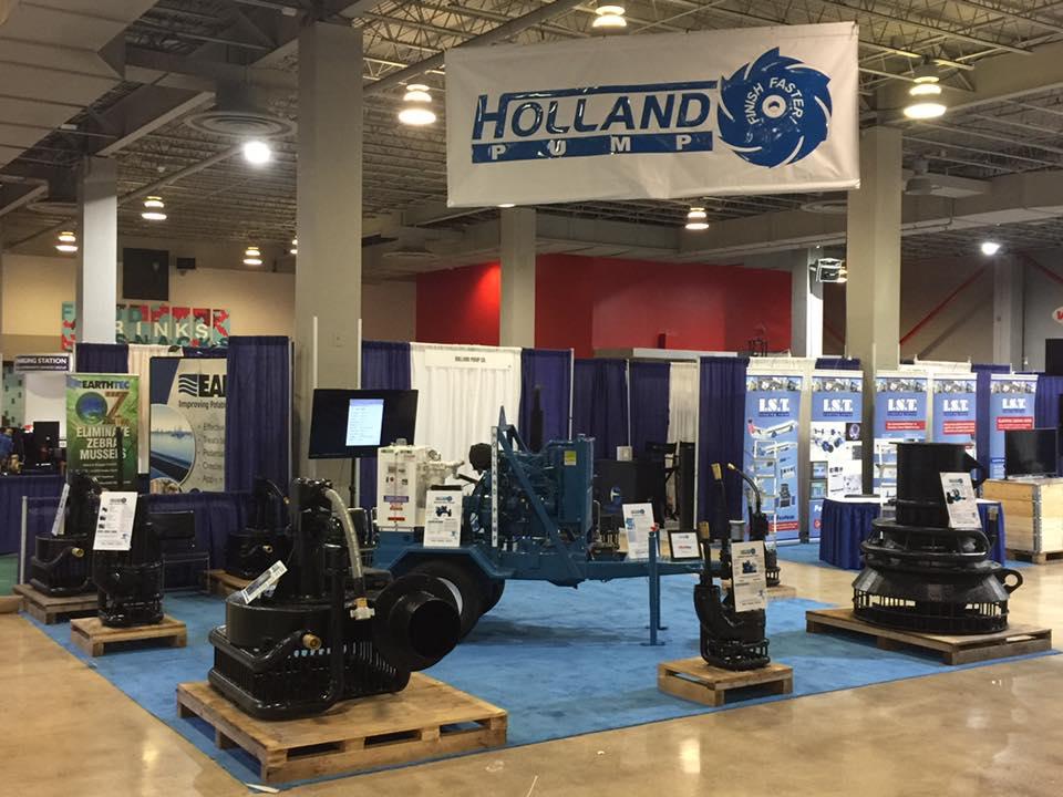 Holland Pump Manufacturing Inc Manufacturing