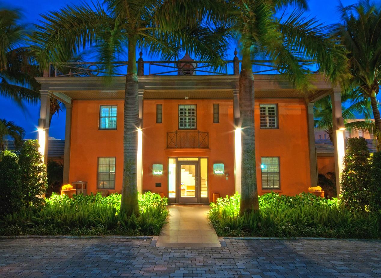 Hotel Biba - West Palm Beach Informative