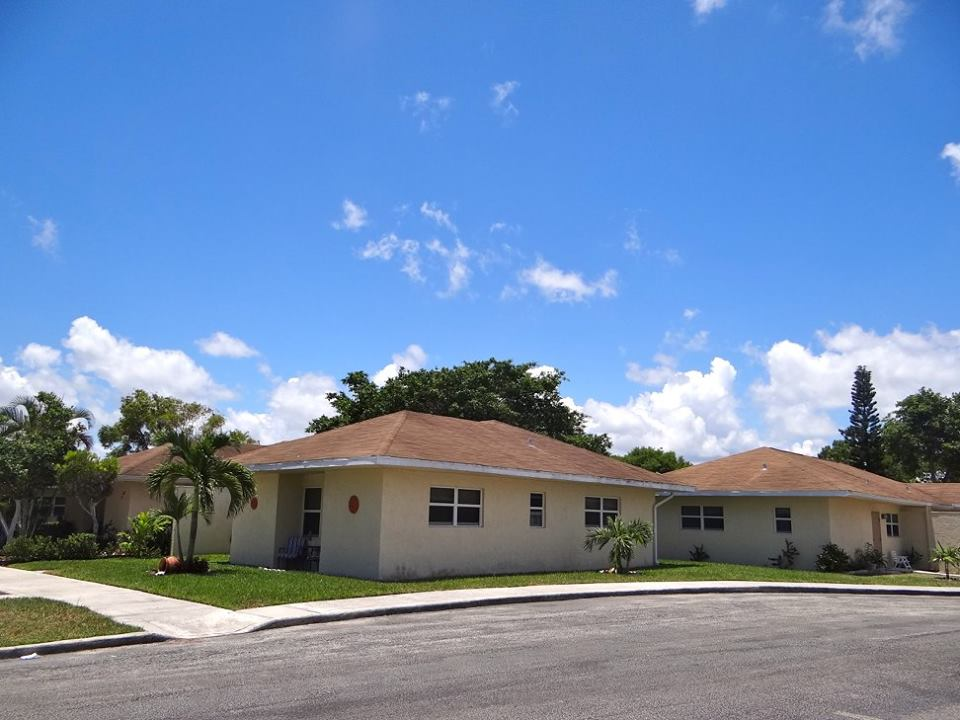 Palm Beach County Housing Authority Environment