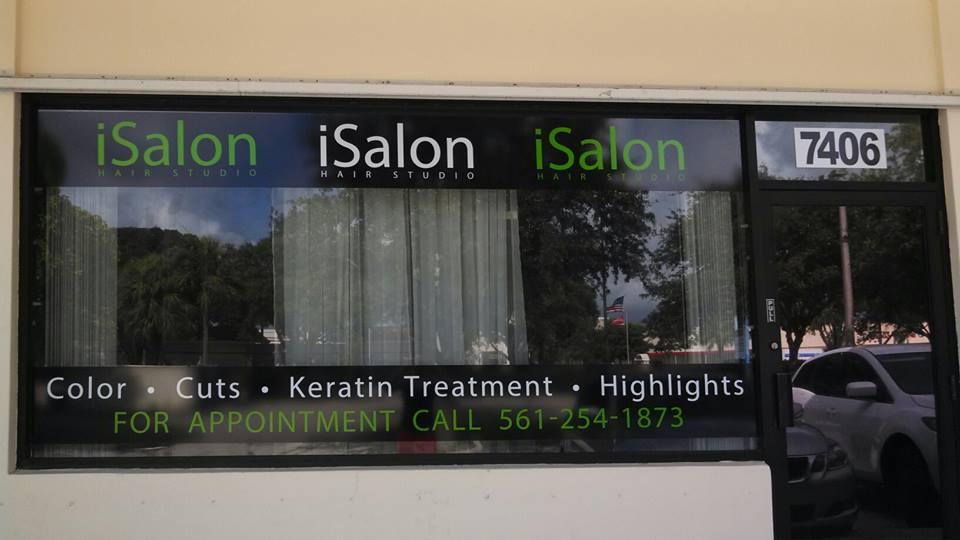 iSalon Hair Studio - West Palm Beach Informative