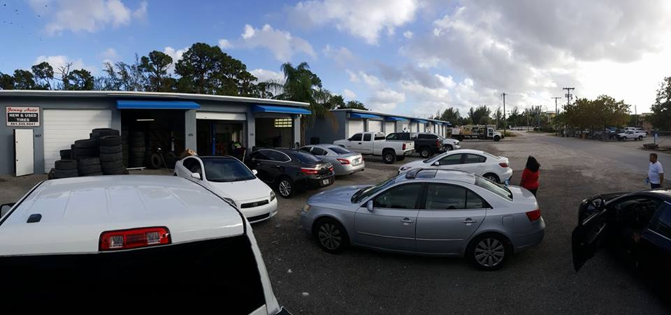 Jonny Auto Repair NEW & USED TIRES - West Palm Beach Informative