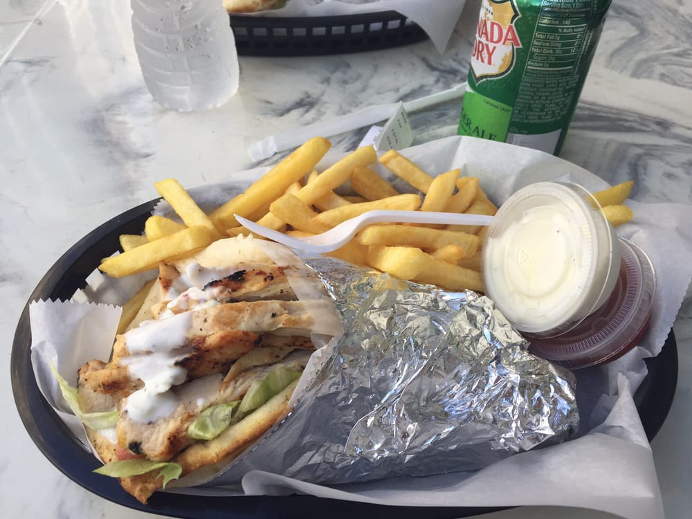 Juicy Gyros - Miami Beach Reservations