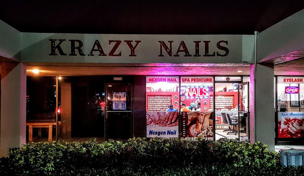Krazy Nails - West Palm Beach Accessibility