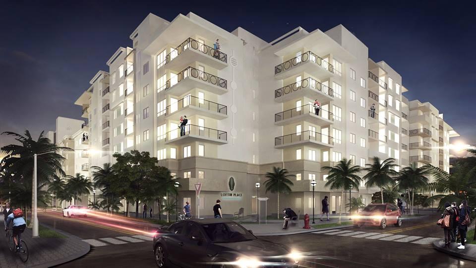 Loftin Place Apartments Lodging Apartment