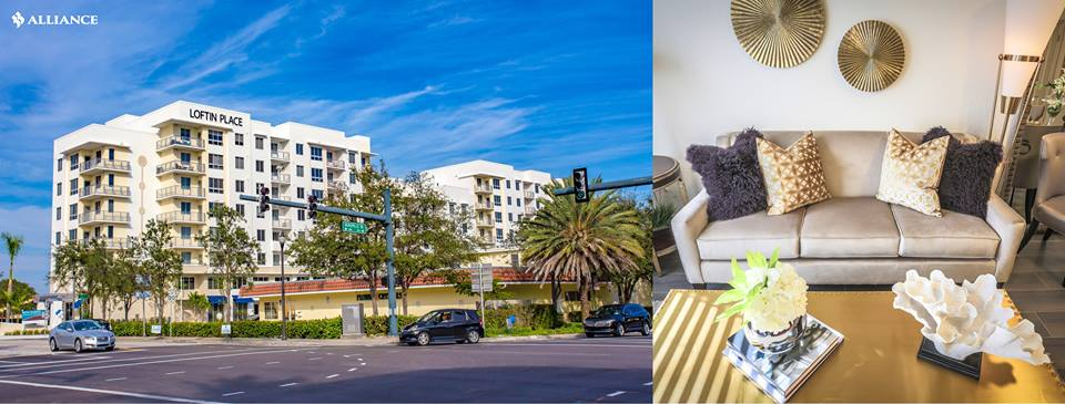 Loftin Place Apartments - West Palm Beach Contemporary