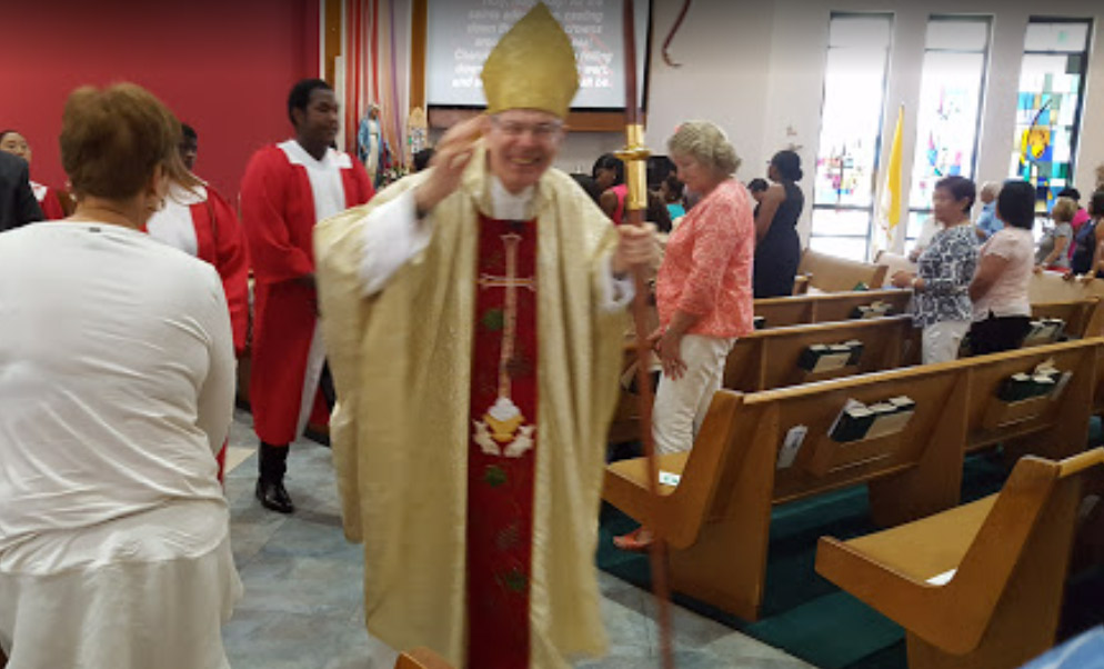 Mary Immaculate Catholic Church Appointments